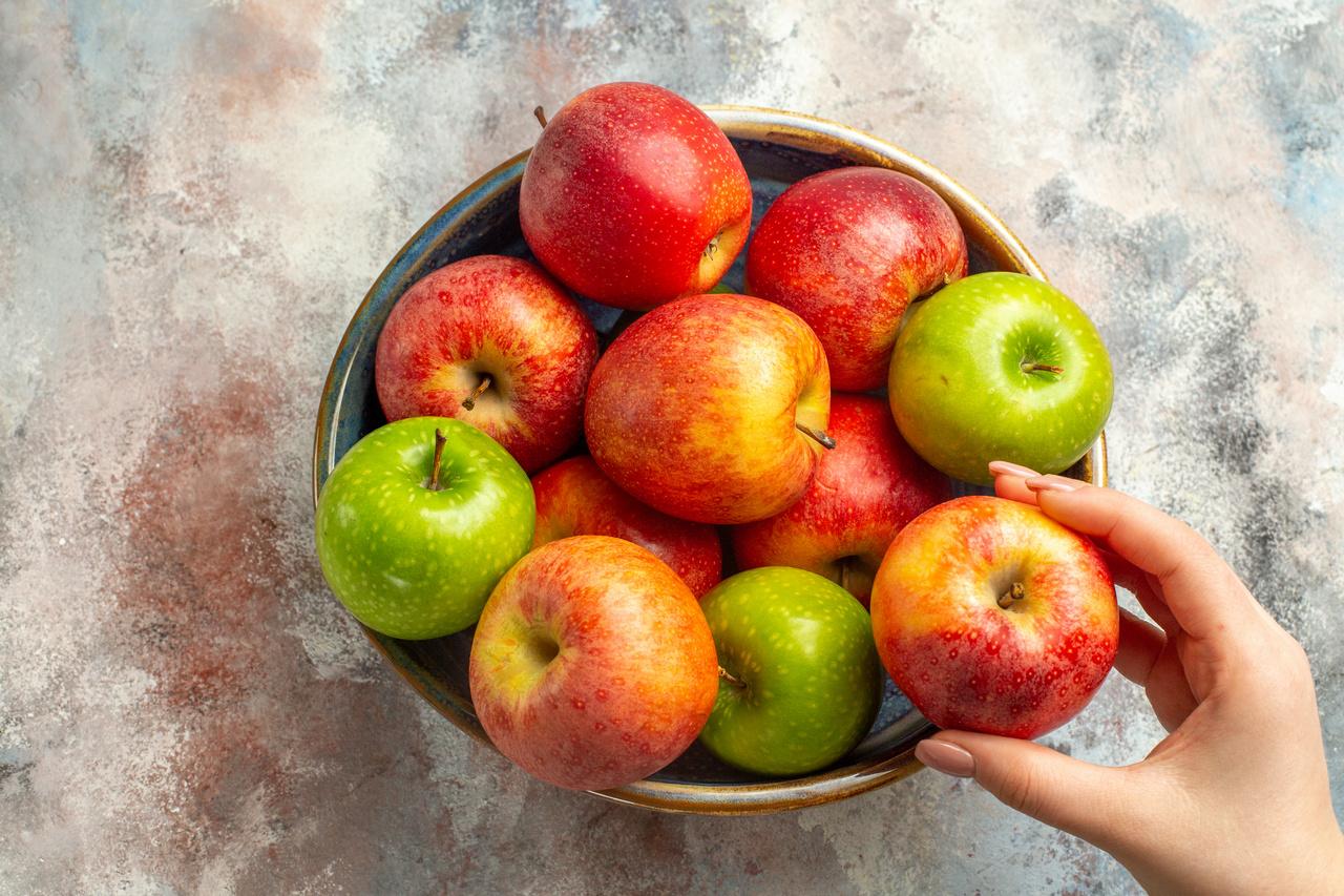Kilka przepisów dla fanów jabłek